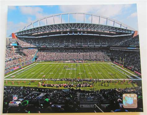 Centurylink Gift Card Promotion - centurylink field seattle seahawks 8x10 licensed photo ebay