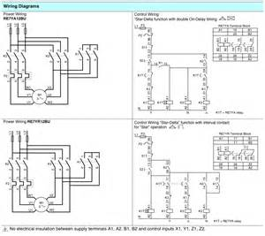 schneider electric time delay relay wiring diagram ewiring