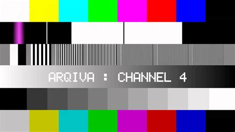 test pattern youtube arqiva test pattern channel 4 hd youtube