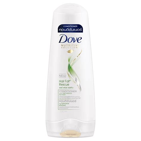 Shoo Dove Hair Fall dove dove hair fall rescue conditioner