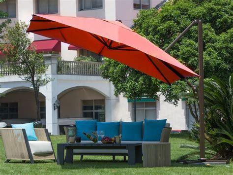 Best Cantilever Patio Umbrella 25 Best Ideas About Cantilever Umbrella On Shade Umbrellas Outdoor Patio Umbrellas