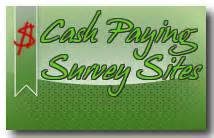 Survey Companies That Pay Cash - cash paying survey sites top paid surveys articles