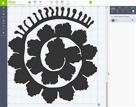 rolled paper flower pattern rolled paper peony flower tutorial quilling jennifer maker