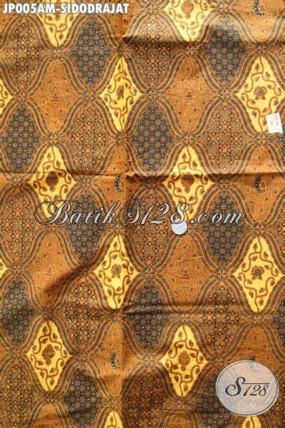 Kain Batik Melati Malam contoh batik sidodrajat untuk upacara pernikahan
