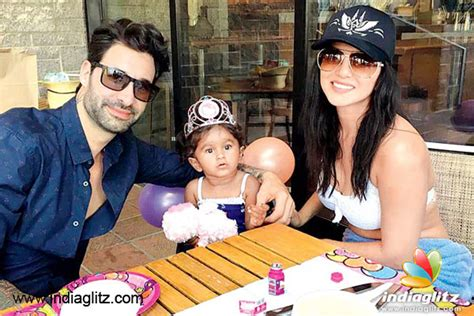 bollywood actress birthday in july sunny leone celebrates second birthday of adopted daughter
