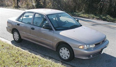 1992 1996 mitsubishi colt lancer workshop service repair