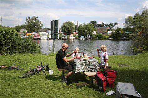 tur hohen neuendorf sykkelopplevelser dag 1 berlin oranienburg 40 km