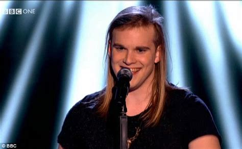 The Vioce Uk Male Contestants With Long Hair | the voice uk cleopatra singer cleo higgins makes her pop