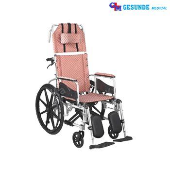Kursi Roda Rebahan kursi roda selonjoran kursi roda yang bisa untuk tiduran gm 954b toko medis jual