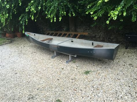 indian river fishing boat 16 indian river canoe w flatback for sale the hull