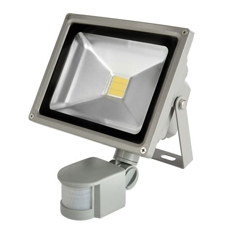 brilliant lighting 20w ranger led sensor light bunnings