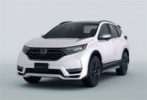 honda custom car honda cr v custom concept revealed to debut at 2018 tokyo