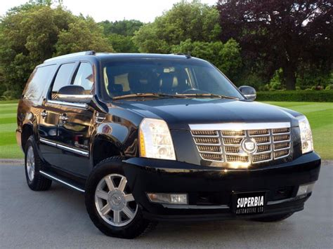 cadillac escalade used used 2006 cadillac escalade esv for sale in essex