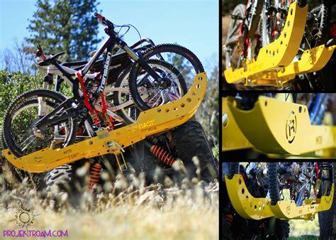 Best Road Bike Rack by Tufrack 2 Bike Carrier 2 Hitch 6 Quot Rise Projekt Roam