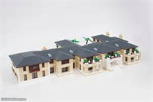 Build Your Own Home Floor Plans House In The Hamptons A Lego 174 Creation By Sean Kenney