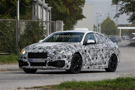 2019 Bmw 2 Gran Coupe by Spyshots 2019 Bmw 2 Series Gran Coupe Is A Fwd Sedan