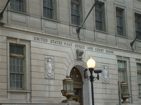 Post Office 21218 by Engineer S Guide To Baltimore United States Post Office