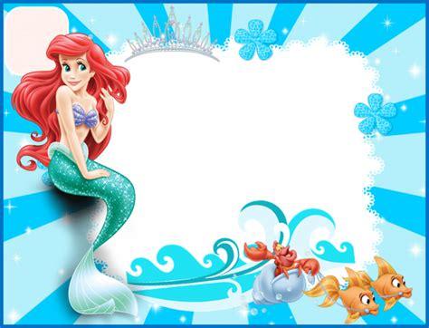 free ariel birthday invitations printable free printable mermaid invitation orderecigsjuice