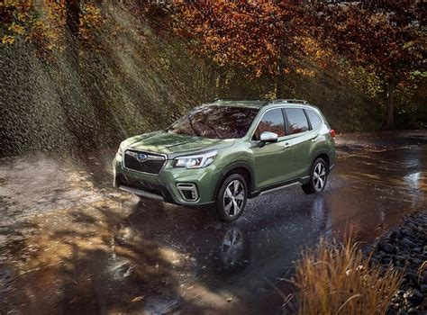 2019 subaru forester manual all new 2019 subaru forester revealed official no