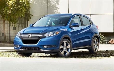 Towing Honda Hrv honda confirms hr v crossover for india audi confirms q4 suv for 2019 launch and more news