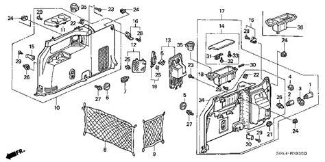 honda odyssey sliding door parts diagram 2005 honda odyssey sliding door wiring diagram honda
