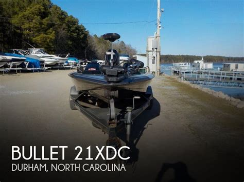 pontoon boats for sale in durham nc sold bullet 21xdc boat in durham nc 121468