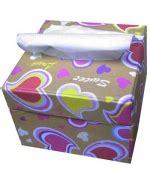 Box Snack Box Souvenir Box Kado Tali Kecil 65x65x65 kotak tissue kotak kecil arena tas kertas