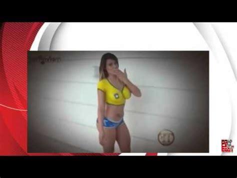 andressa urach portugal body paint andressa urach fifa football soccer uniform body paint
