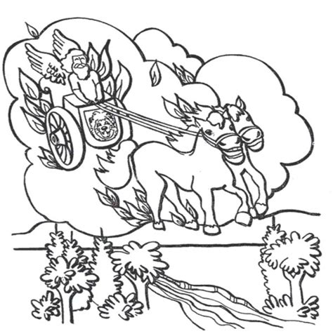 printable coloring pages elijah free coloring pages of elijah prophets of baal