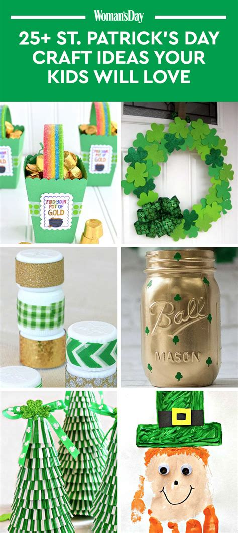 st s day craft ideas 26 st s day crafts for diy project ideas for st paddy s day