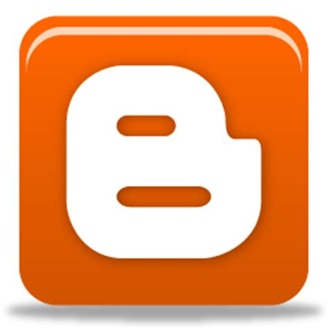 blogger logo png blogger icon pretty social media icons softicons com