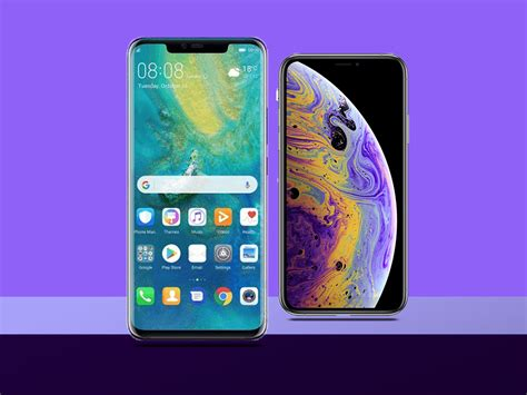 huawei mate 20 pro vs apple iphone xs which is best stuff