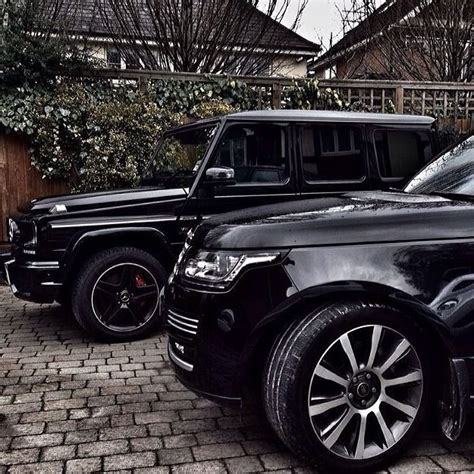 mercedes land rover white mercedes g63 amg range rover cars and motorcycles