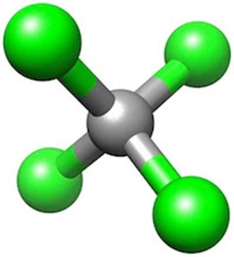 Carbon Tet: Carbon Tetrachloride Carbon Tetrachloride Molecule