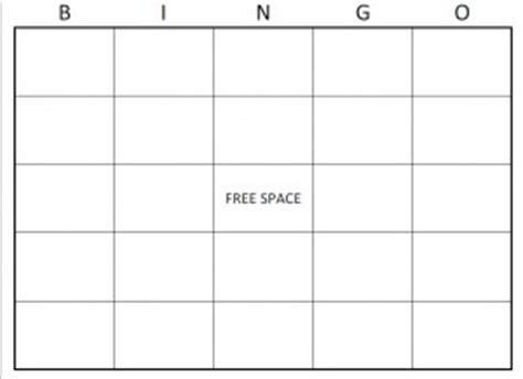 blank bingo card template excel large printable blank bingo cards printable blank bingo