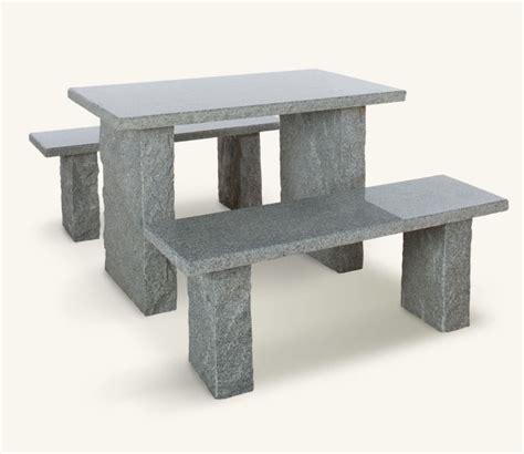 stone bench and table garden benches granite table granite furniture
