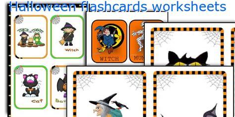 halloween flashcards printable english teaching worksheets halloween flashcards