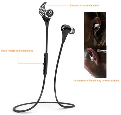 comfortable headphones for running mpow petrel bluetooth headphones review wireless in ear