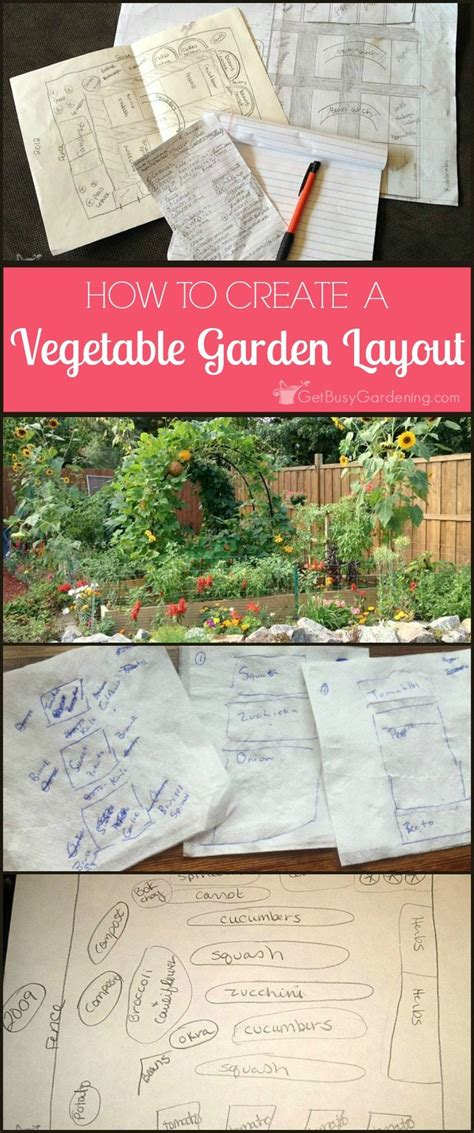 backyard vegetable garden design how to plan a layout best