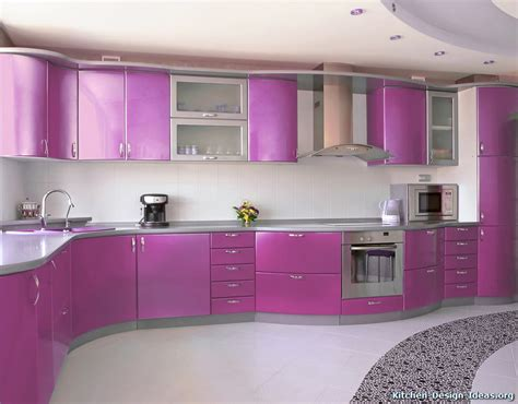 purple kitchen designs pictures of modern purple kitchens design ideas gallery