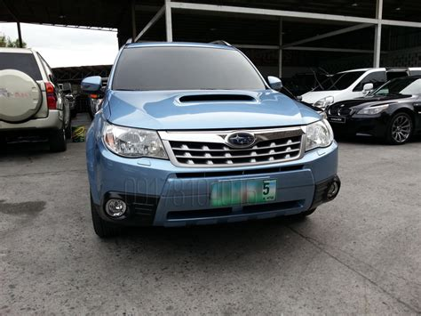 subaru forester 2 5xt for sale cars for sale in the philippines 2011 subaru forester 2
