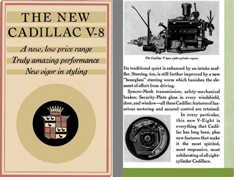 Cadillac Price Range by Buy Cadillac 1931 The New Cadillac V 8 A New Low