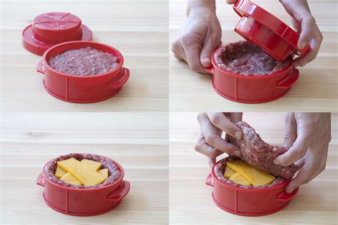 cc5119 stuff a burger press the companion