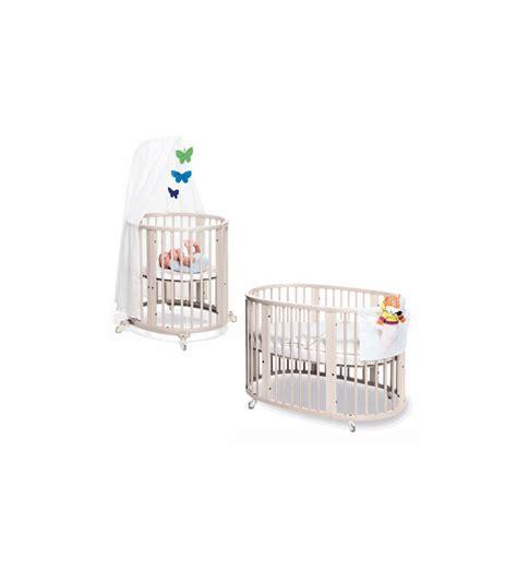 Stokke Sleepi Crib System by Stokke Sleepi System 1 Bassinet And Crib Set In White
