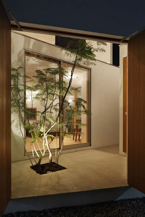 home design from the inside out green inside out house design by takeshi hosaka architects