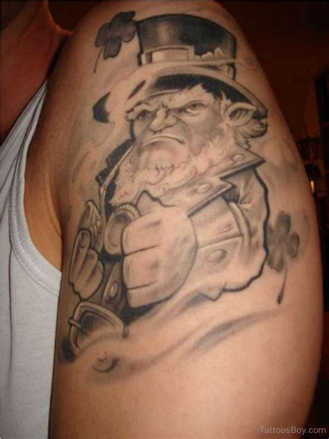 leprechaun tattoos and designs page tattoos designs pictures page 6