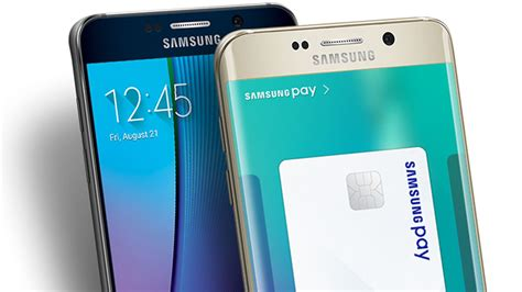 samsung pay launches in the united states the verge