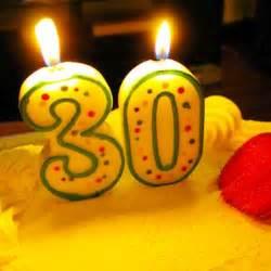 compleanno 30 anni auguri di compleanno 30 anni frasi fourcolorcreative