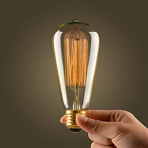 Handmade Light Bulbs - aliexpress buy yx a20 retro led incandescent vintage