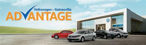 volkswagen  gainesville advantage gainesville car dealership